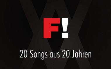 20 Song aus 20 Jahren