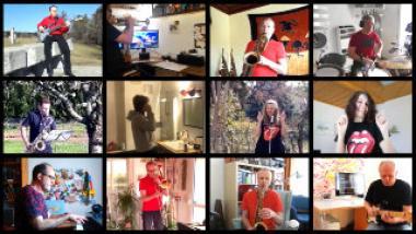FUNchestra Video September